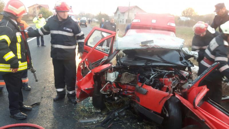 Teiuș – Accident mortal pe DN14B