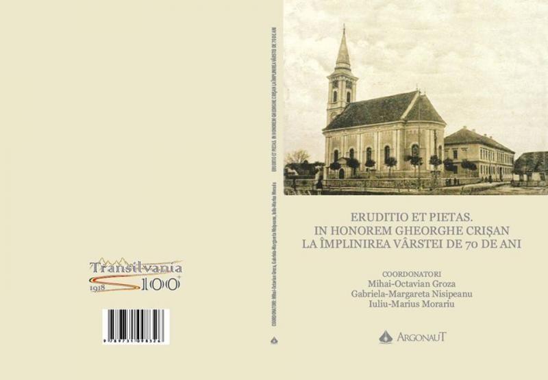 """Sebeș – Lansarea volumului III al colecției  """"Personalități marcante ale Sebeșului"""""""