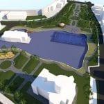 Sebeș - Proiect de peste 5 milioane de lei de reabilitare a Parcului Tineretului și a lacului din municipiu