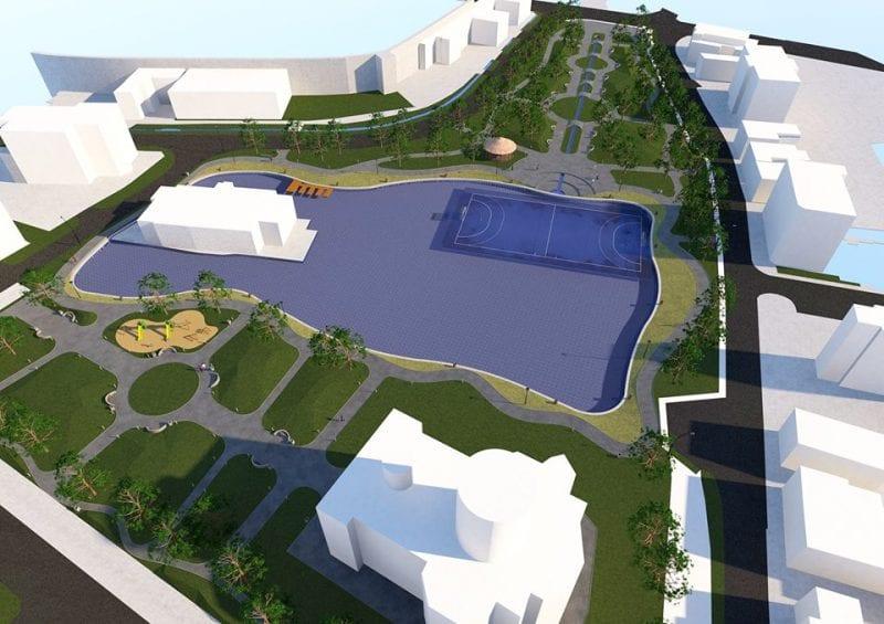 Sebeș – Proiect de peste 5 milioane de lei de reabilitare a Parcului Tineretului și a lacului din municipiu