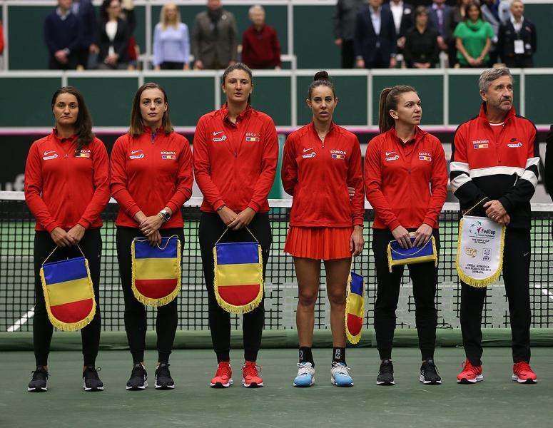 România, calificată în semifinalele FED Cup
