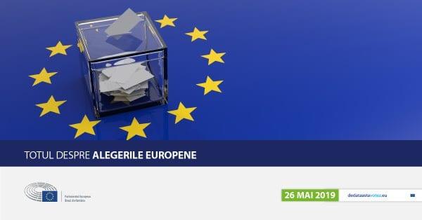 Inițiativă a Comisiei Europene de încurajare a cetățenilor să voteze la alegerile europarlamentare