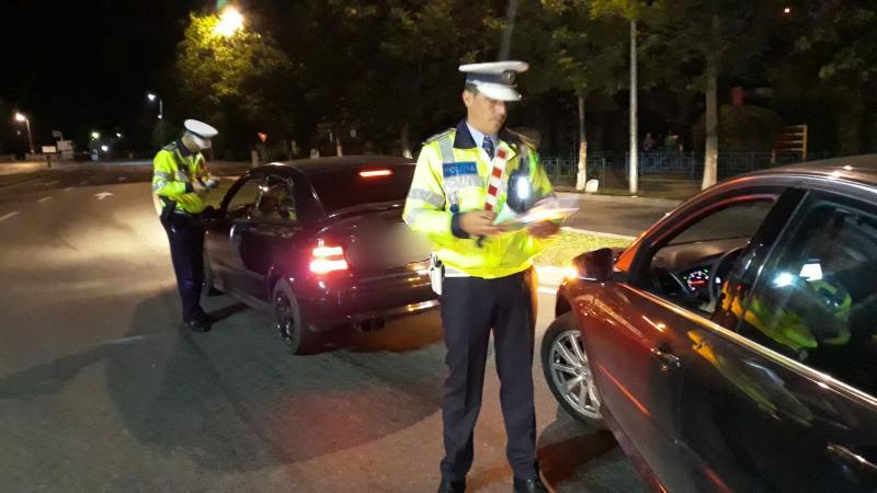 Acțiune cu efective suplimentare a Poliției Alba Iulia