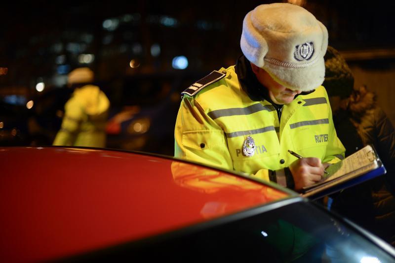 Cugir – Amenzi de peste 20000 de lei acordate de Poliția Rutieră Alba șoferilor indisciplinați