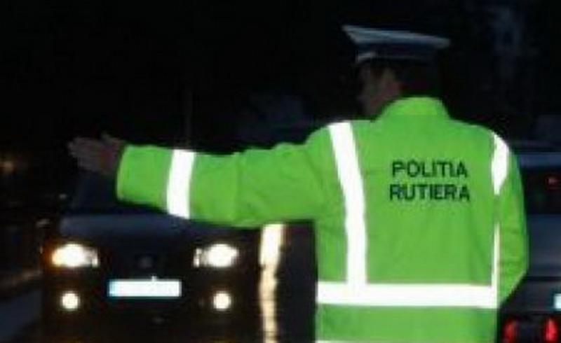 Săsciori – Tânăr, prins de polițiștii rutieri în timp ce șofa fără a deține permis de conducere