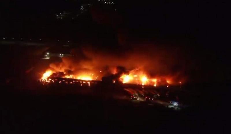 Concluziile comisiei care a anchetat cauzele izbucnirii incendiului de la fabrica Solina