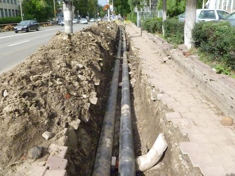 Marți, 19 martie va fi întreruptă apa potabilă pe câteva străzi din Alba Iulia