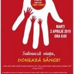 Aiud - Campanie de donare de sânge
