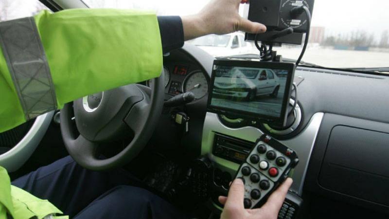 Amplasarea radarelor rutiere din județ în data de 13 martie