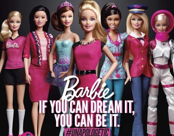 În luna martie, păpușa Barbie aniversează 60 de ani