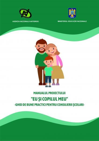 """Proiectul """"Eu și copilul meu"""", o inițiativă de formare familială de abilităţi educative privind prevenirea consumului de tutun, alcool şi droguri"""