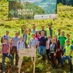 Holzindustrie Schweighofer: Proiectul ''Pădurea de Mâine'' plantează peste 200.000 de puieți în primăvara anului 2019