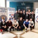 Campionat de fotbal organizat de IPJ Alba cu ocazia Zilei Poliţiei Române