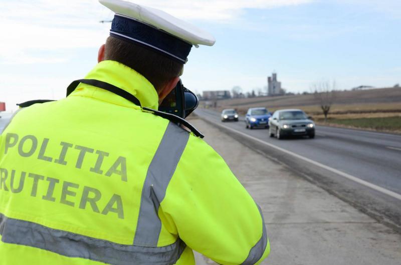 Vezi unde sunt amplasate radare rutiere în județul Alba joi, 7 martie