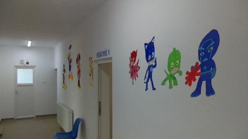 Sebeș – S-a redeschis Secția de Pediatrie a Spitalului Municipal