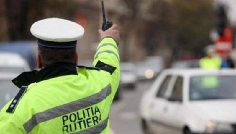 Acțiune de prevenire a accidentelor organizată de IPJ Alba, soldată cu sute de amenzi