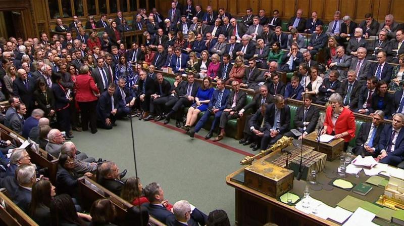 Parlamentul britanic a votat amânarea BREXIT-ului