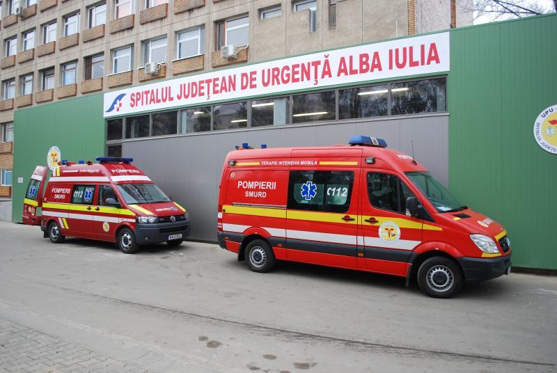 Proiect de extindere și dotare materială a Unității de Primiri Urgențe a Spitalului Județean de Urgență Alba Iulia