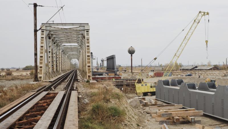 Ministrul Transporturilor promite că trenurile care vor trece prin județul Alba vor circula cu 160 km/h