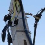 Cîmpeni - Trei imobile racordate ilegal la rețeaua de energie electrică, depistate de polițiști