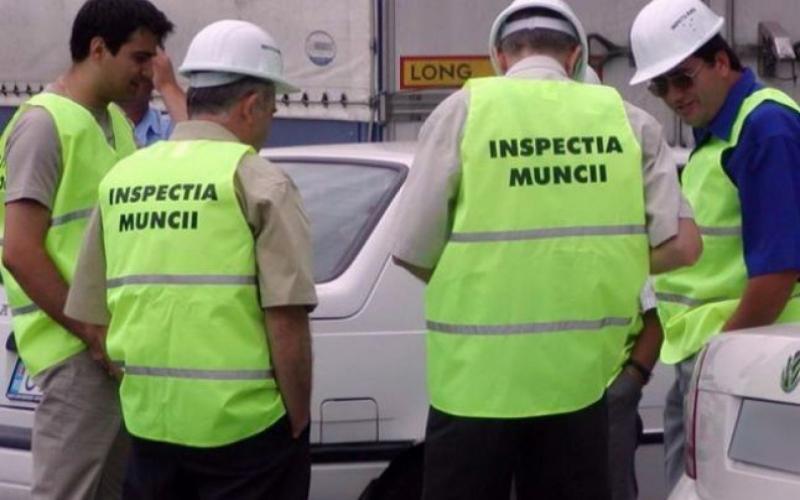"""Amenzi uriașe date de inspectorii ITM Alba pentru """"muncă nedeclarată"""" și deficiențe în domeniul securităţii şi sănătăţii în muncă"""