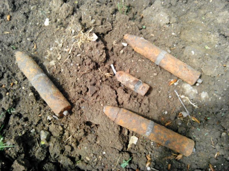 Conduita în situația descoperirii elementelor de muniție neexplodată, rămase din timpul conflictelor armate