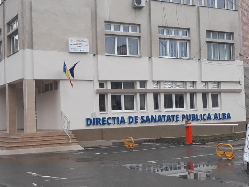Întâlnire de lucru a specialiștilor DSP Alba cu medicii din rețeaua de medicină școlară din Alba Iulia
