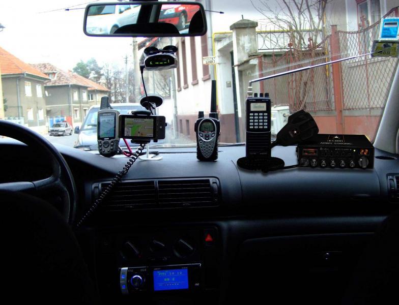 Amplasarea radarelor rutiere din județul Alba în data de 21 martie
