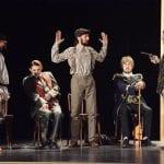 Grupul Skepsis celebrează Ziua Mondială a Teatrului cu două spectacole deosebite la Casa de Cultură a Studenţilor Alba Iulia