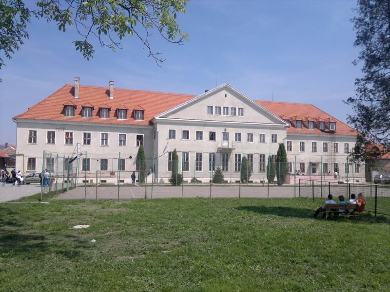 Holzindustrie Schweighofer, donație de 3 mc de material lemnos pentru atelierele școală de la Liceul Tehnologic din Sebeș