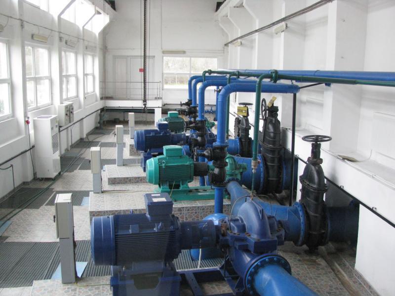 Ocna Mureș – Lucrări de spălare a rețelelor de apă potabilă în câteva zone ale orașului
