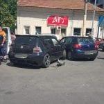 Vinerea - Coliziune între două mașini provocată de un șofer în stare avansată de ebrietate