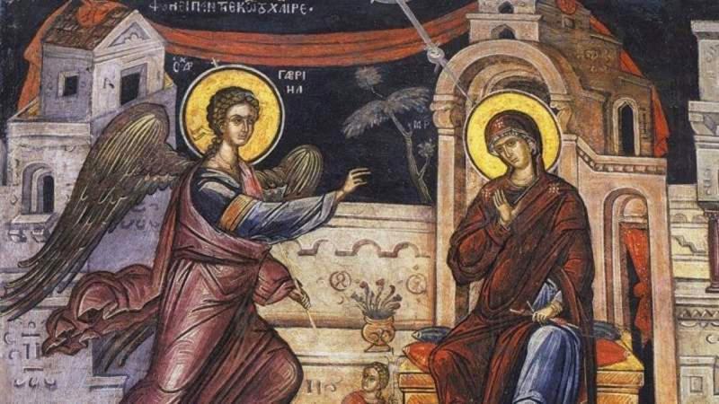 Buna Vestire, una dintre cele mai mari sărbători din calendarul creștin-ortodox