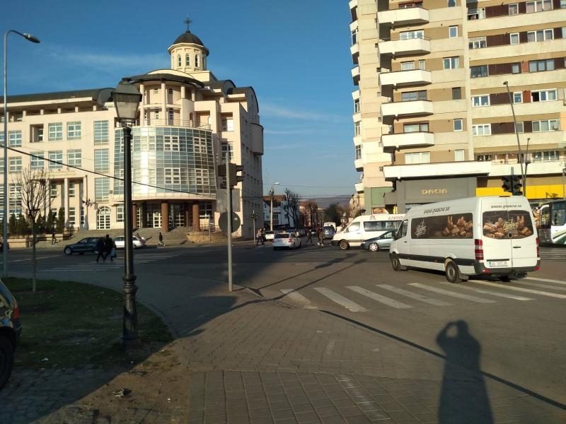 Alba Iulia – Aceasta este intersecția din municipiu care face victime (foto)