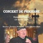 """În Duminica Floriilor, Primăria și Consiliul Local al Municipiului Sebeș, Centrul Cultural """"Lucian Blaga"""" Sebeș organizează trei concerte de pricesne"""