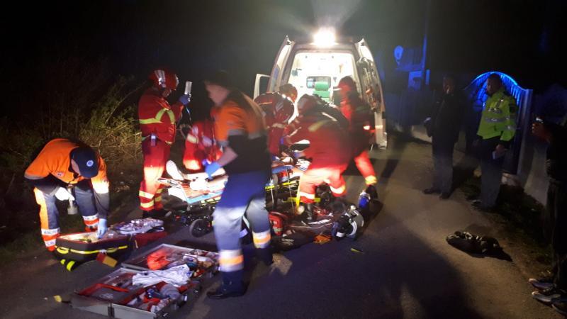 Strungari – Șoferul vinovat de producerea accidentului soldat cu un mort a fost reținut de poliție