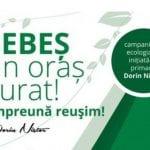 Sebeș - Municipalitatea invită cetățenii care locuiesc la blocuri să se alăture campaniei de ecologizare de sâmbătă, 13 aprilie