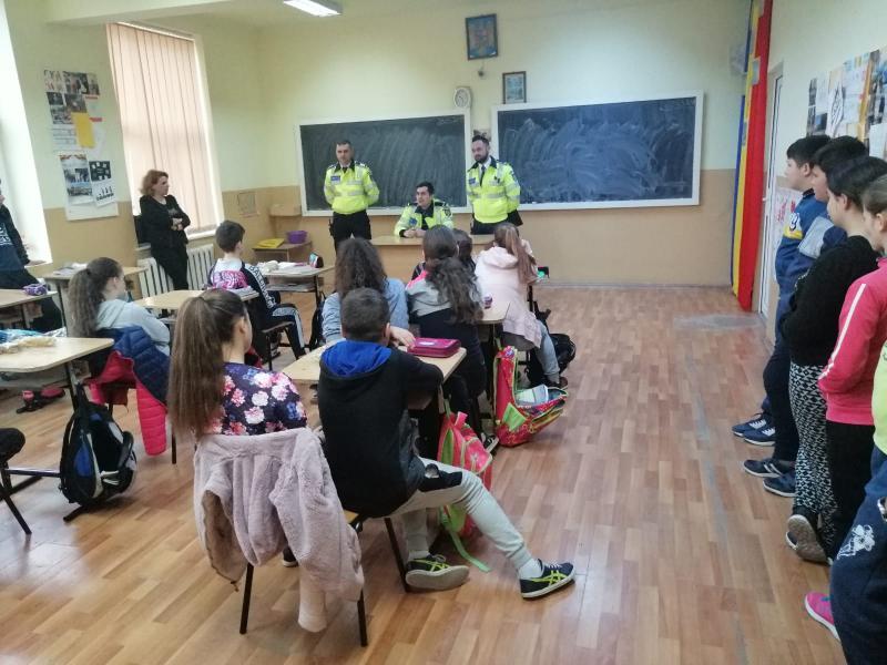 Campanie de prevenire a criminalității în mediul rural, organizată de IPJ Alba