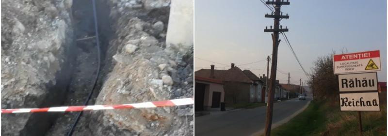 Bani de la Guvern pentru canalizare menajeră și stație de epurare în satul Răhău