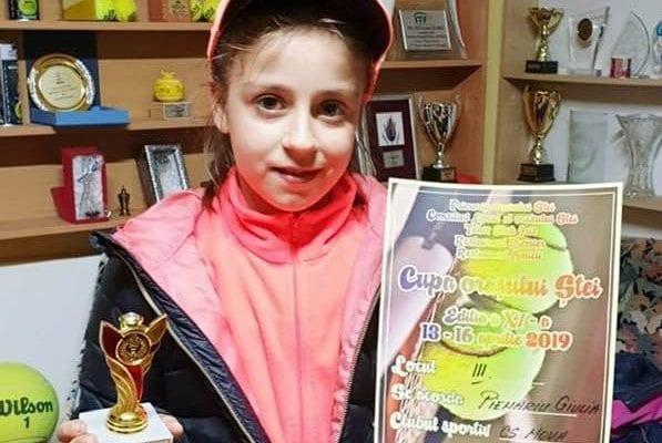 Locul 3 la Cupa orașului Ștei pentru Giulia Pienariu, sportivă legitimată la CS Mova Alba Iulia