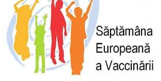 Între 24 și 30 aprilie are loc Săptămâna Europeană a Vaccinării