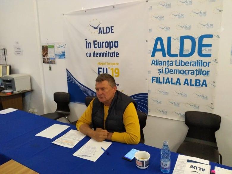"""Ioan Lazăr, președinte ALDE Alba:""""Există foarte puține localități din județul Alba unde alianța PSD+ALDE funcționează…"""""""