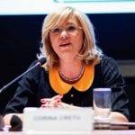 Comisarul european Corina Crețu, apel către cetățeni înaintea alegerilor europene: ''Avem șansa de a ne decide viitorul!''