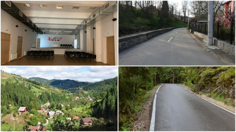 PSD crede în dezvoltarea Țării Moților! Zeci de kilometri de drumuri vor fi modernizați cu bani de la Guvern