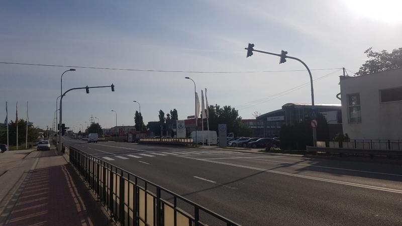 Alba Iulia – Sistemul de semaforizare de pe strada Alexandru Ioan Cuza, zona IPEC va fi activat
