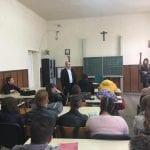 """Campania """"Împreună pentru siguranța tinerilor"""" a ajuns la Blaj și la Mihalț"""