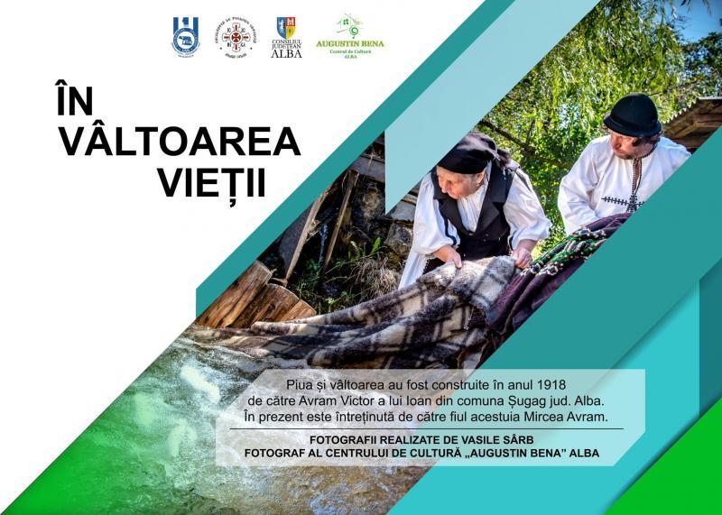 """Expoziție de artă fotografică organizată de Centrul de Cultură ,,Augustin Bena"""" Alba"""