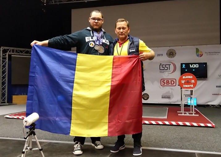 Șase medalii pentru sportivii legitimați la Clubul Sportiv (CS) Unirea la Campionatele Europene de Powerlifting