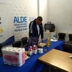 Ioan Lazăr, președinte ALDE Alba: ''Candidatul PNL la europarlamentare, Rareș Bogdan și președintele PSD Alba mănâncă mult...!?! și le ofer hârtie igienică să se șteargă pe bărbie.''