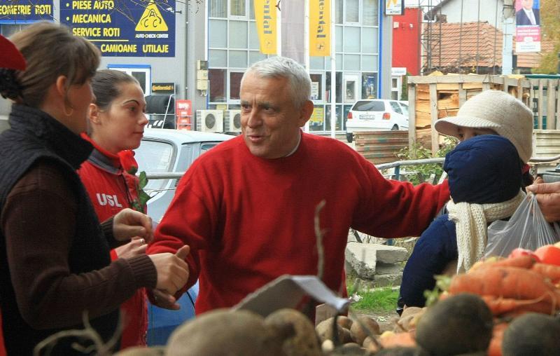 Ministrul Agriculturii, Petre Daea vine la Sebeș